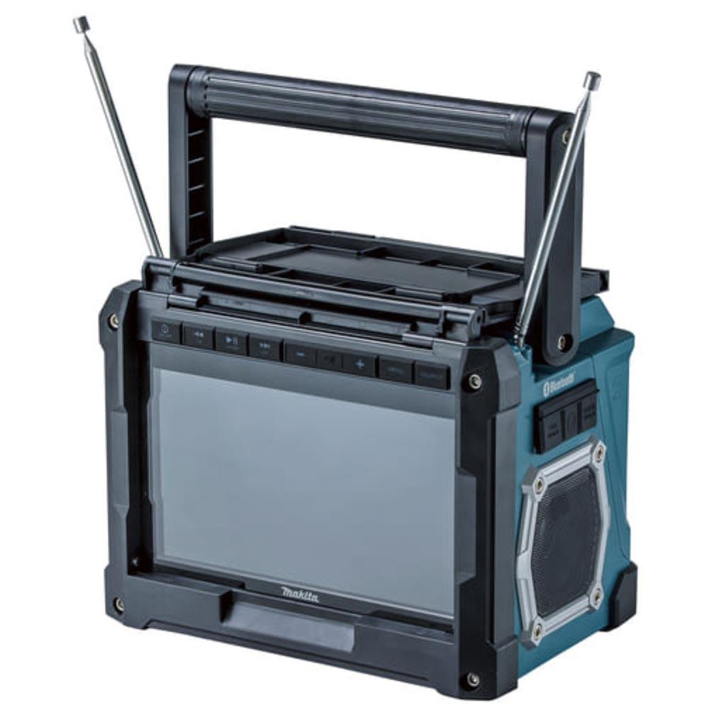 TV100 充電式ラジオ付テレビ 10.8V 14.4V 18V マキタ