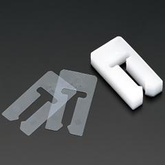 樹脂製サッシ調整用スペーサー サッシスペーサー10 100個入 フクビ