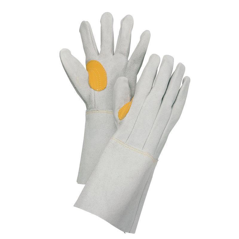 51Y 溶接用皮手袋5本指 イツ子 大中産業 当日出荷