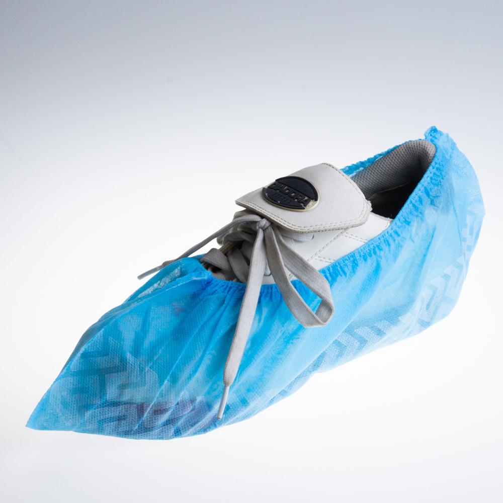 TBHKK-5 使い捨てブルー不織布靴カバー 5足 10枚入り オルグ(Orug) 当日出荷
