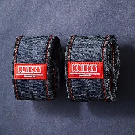 KC-DX ナイロン製ベルトループ 黒 KNICKS(ニックス)