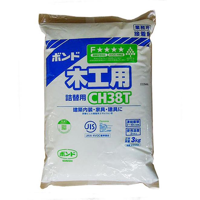 CH38T 木工用ボンド 詰替用 コニシ