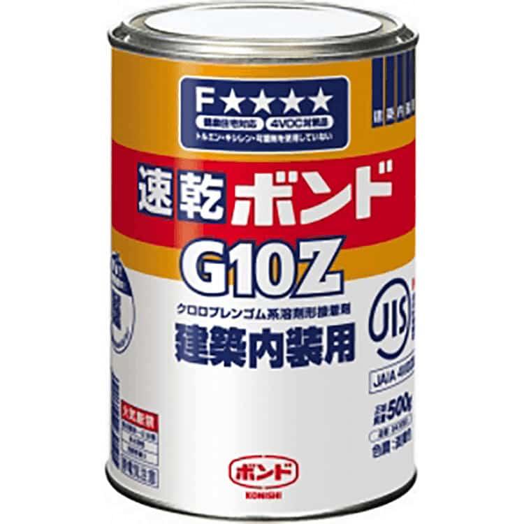 43050 G10Z 速乾ボンド建築内装用 500g