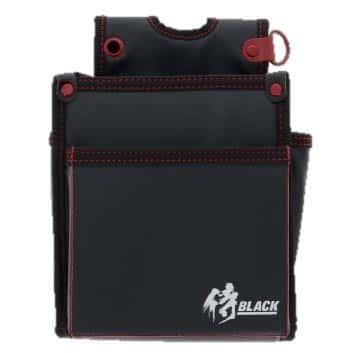 SRBT-12 薄型電工腰袋 侍BLACK