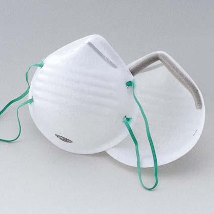 1705 白いマスク トーヨーセフティー(TOYO) 当日出荷