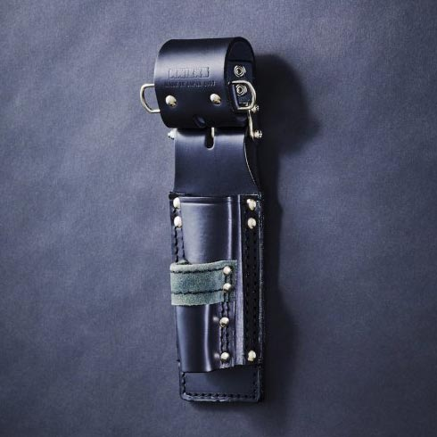 KB-201MSDX チェーン式モンキー・シノ付ラチェットホルダー 黒 KNICKS(ニックス)