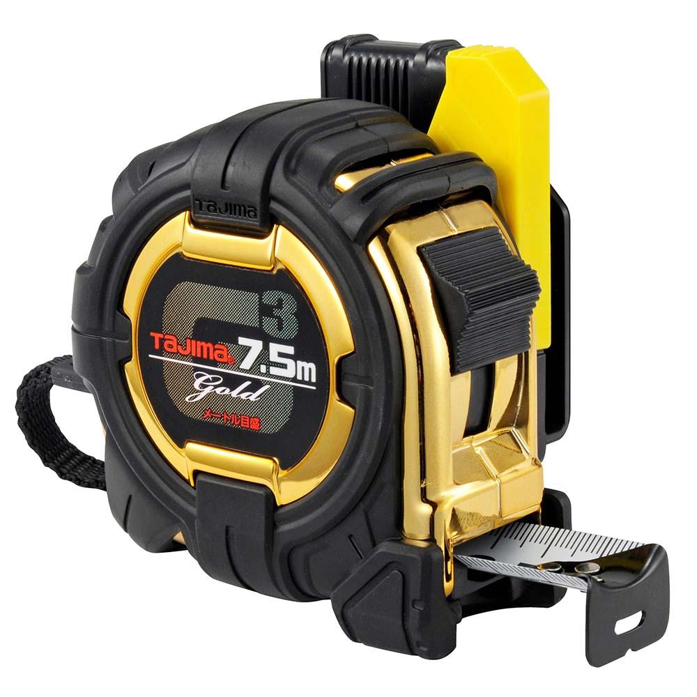 G3GLM25-75BL セフコンベ G3ゴールドロック-25 7.5m タジマ