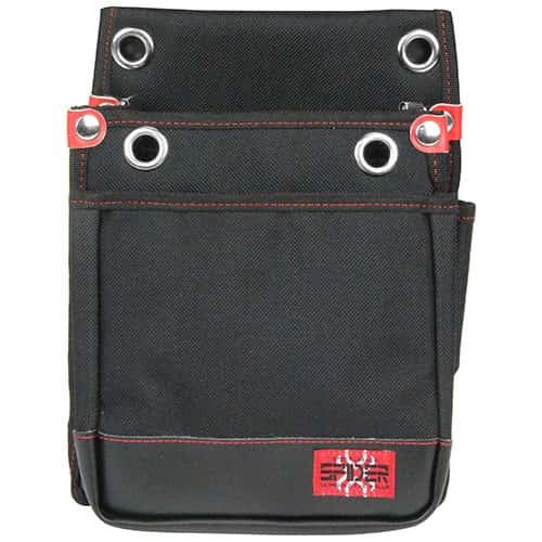 SPD-JY03-B 鳶用腰袋M インナーポケット付 SK11(藤原産業)