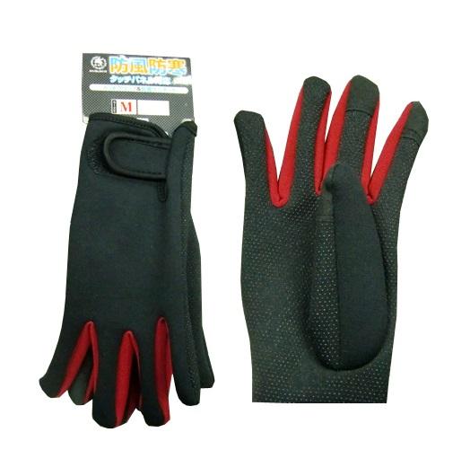 5415 防風防寒手袋 タッチパネル対応