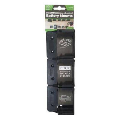 BM-MHH18 バッテリーマウント ハイコーキ用 6個入 Rainbow Ridge Enterprises(レインボーリッジエンタープライズ