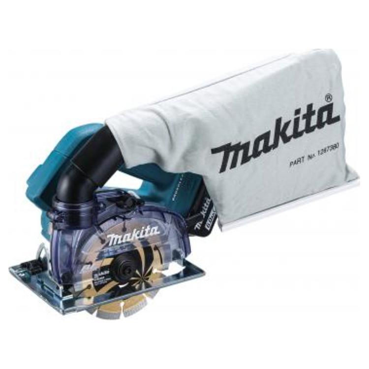 CC500D 125mm 充電式防じんカッタ マキタ 新製品