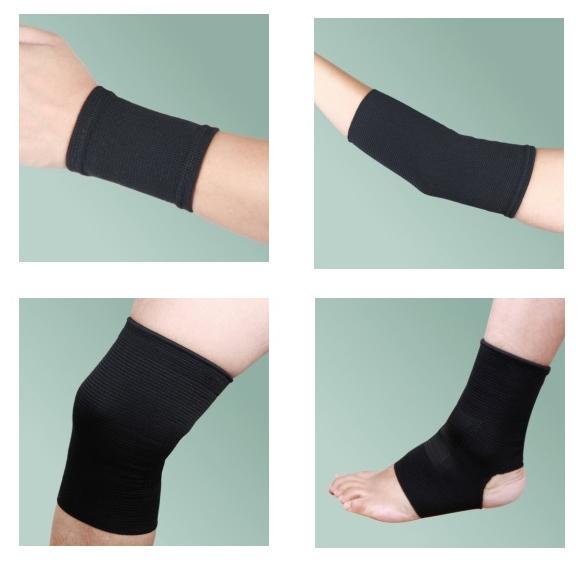 がんばるサポーター(手首・肘・膝・足首) 固定用