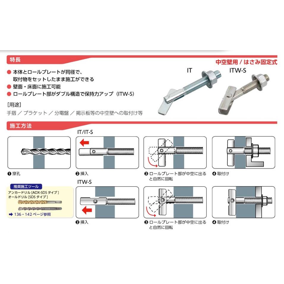 ITハンガー(1個バラ売り) M8用 サンコーテクノ