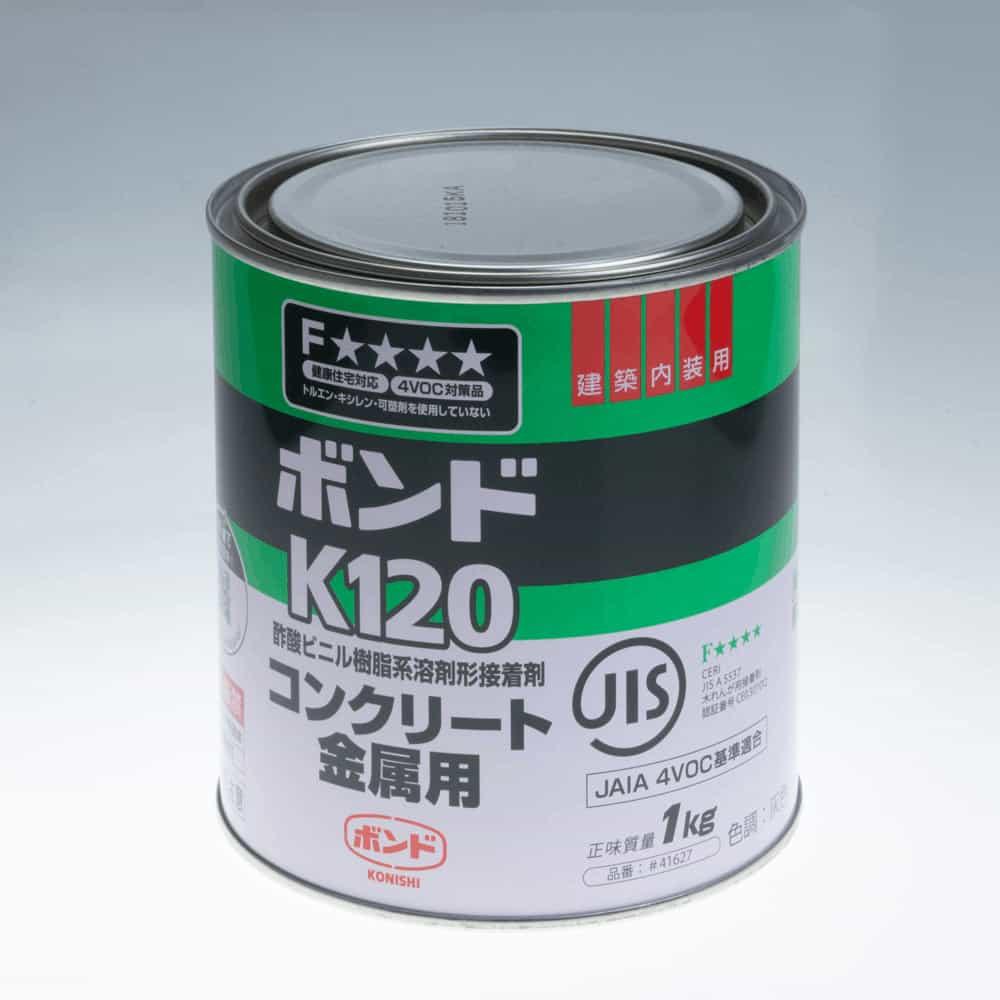 11641 K120 コンクリート・金属用 コニシ 当日出荷