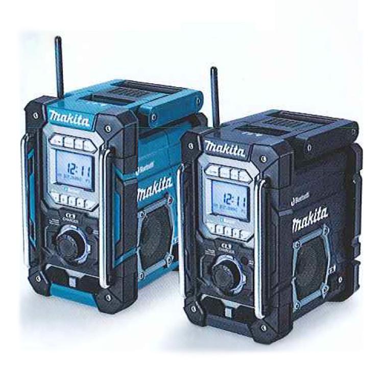 MR300 充電機能付ラジオ マキタ