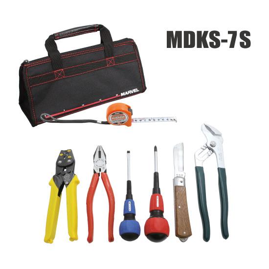 MDKS 電気工事士 技能試験工具セット マーベル 新製品