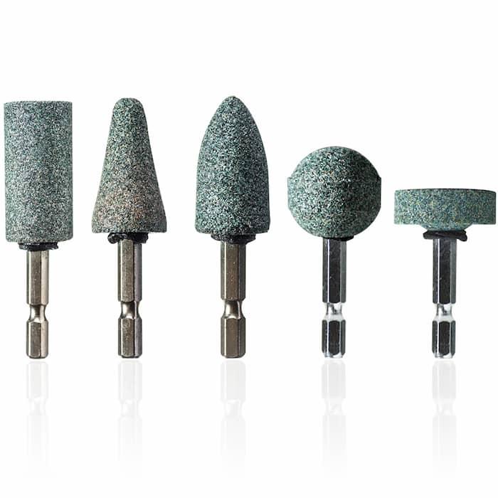 軸付砥石 石材用 高芝ギムネ製作所(DIA T)